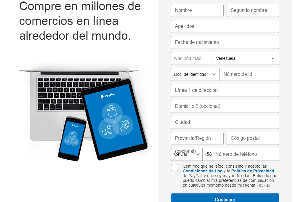paypal imagen paso 5