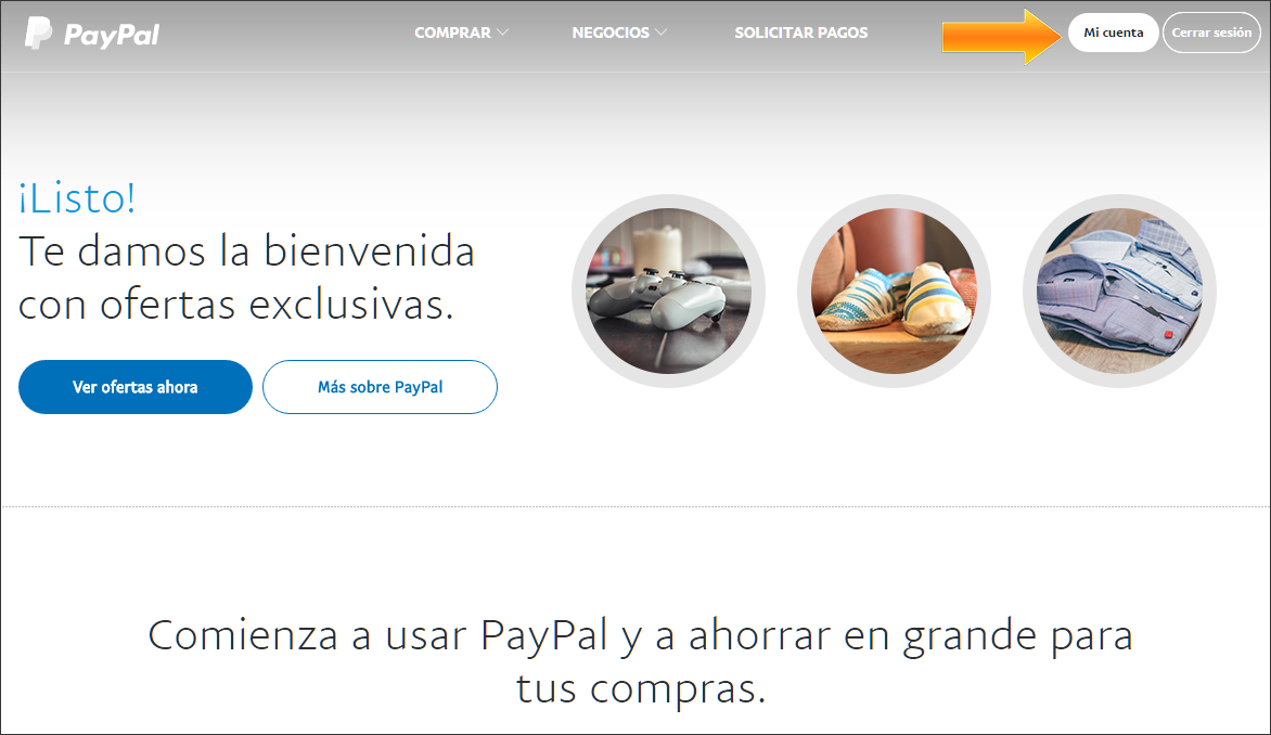 paypal imagen paso 6
